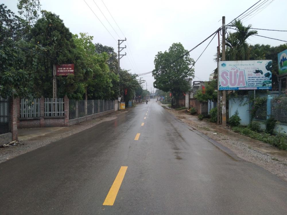 """Huyện Ba Vì có thêm một địa phương miền núi """"cán đích"""" nông thôn mới"""