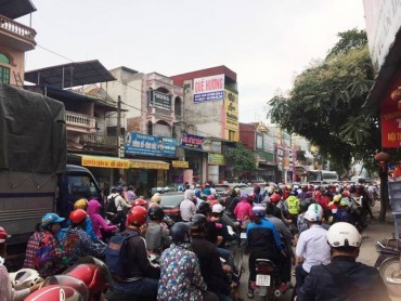 Nhiều ý kiến đề nghị phân vùng hoạt động xe máy theo vành đai