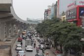 Dự án ì ạch khiến nhiều điểm giao thông phát sinh ùn tắc
