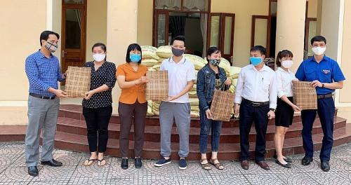 Liên đoàn Lao động thị xã Sơn Tây triển khai hỗ trợ đoàn viên khó khăn