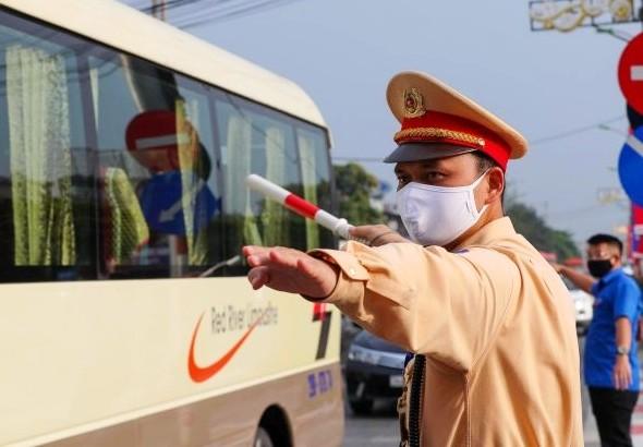 Sắp triển khai ra quân tổng kiểm soát, bảo đảm trật tự an toàn giao thông