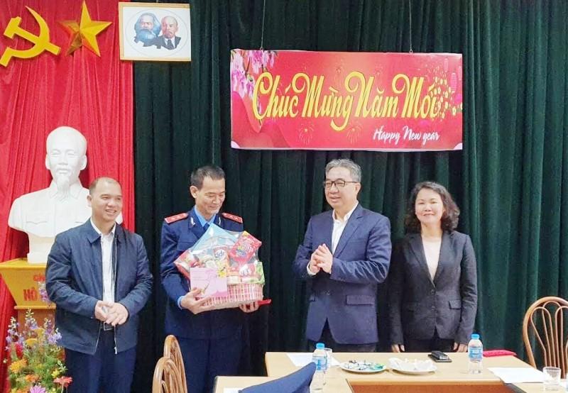 Thi đua lập thành tích chào mừng Đại hội Đảng bộ cơ quan Sở lần thứ VII