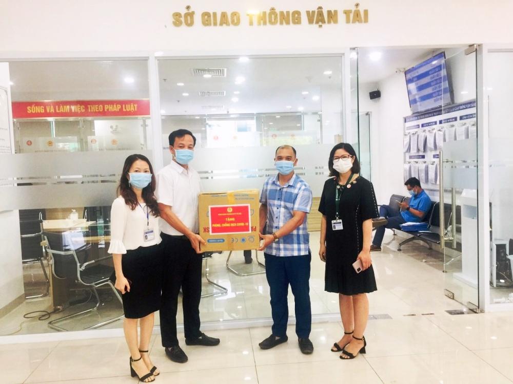 Hướng về người lao động, nâng cao công tác phòng, chống dịch Covid-19