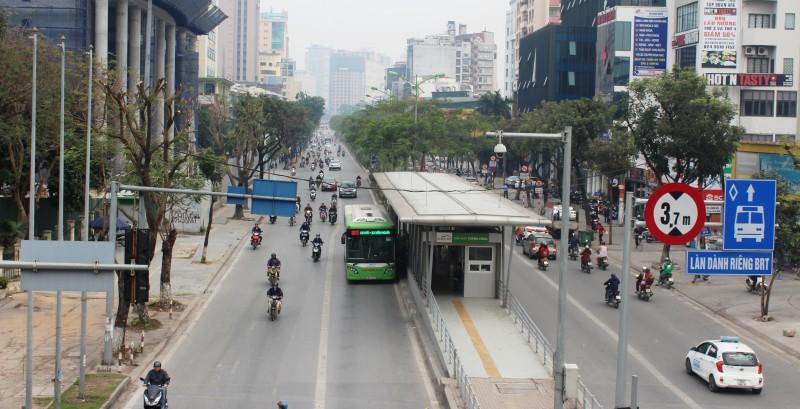 Vận chuyển hành khách công cộng bằng xe buýt tiện ích và hiệu quả