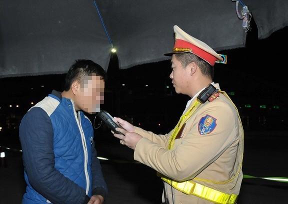 Tăng cường xử lý các vi phạm liên quan đến sử dụng rượu, bia khi tham gia giao thông