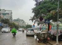 Hà Nội cấm xe taxi trên 11 tuyến phố