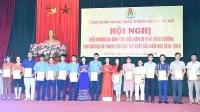 Công đoàn ngành GTVT Hà Nội: Biểu dương gia đình CNVCLĐ tiêu biểu năm 2019