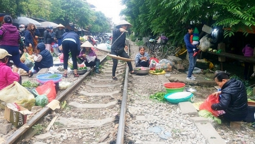 Tai nạn đường sắt có nhiều dấu hiệu gia tăng đột biến
