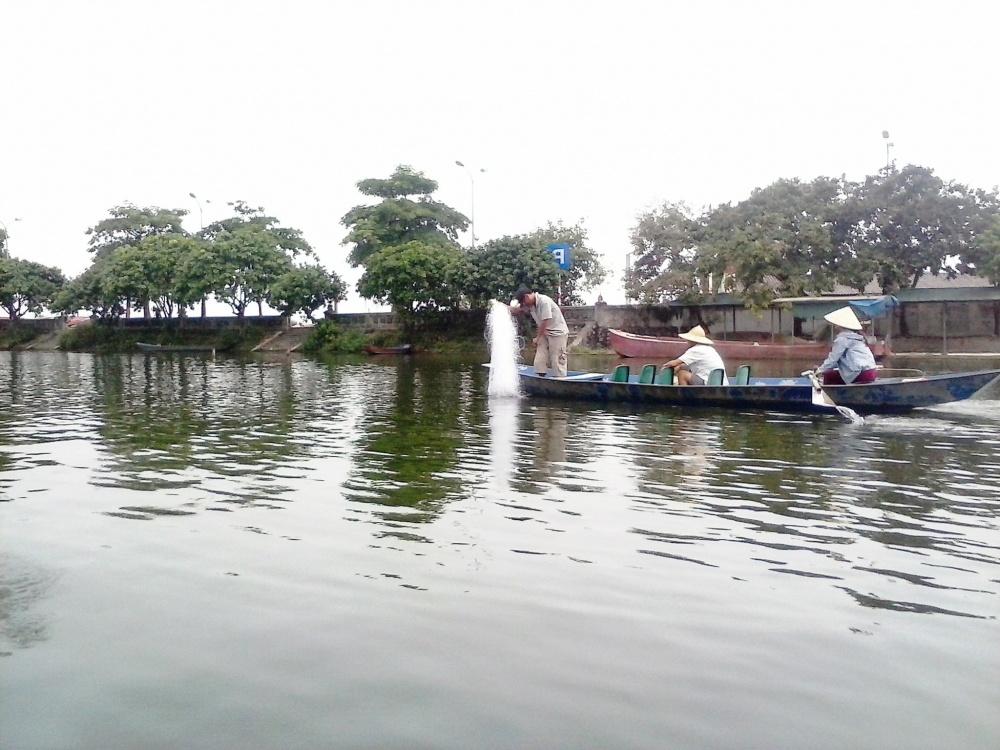 Hà Nội tăng cường đảm bảo an toàn giao thông đường thủy