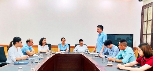 Cụm Thi đua số 6 Liên đoàn lao động thành phố Hà Nội: Chú trọng nâng cao nhận thức cho người lao động