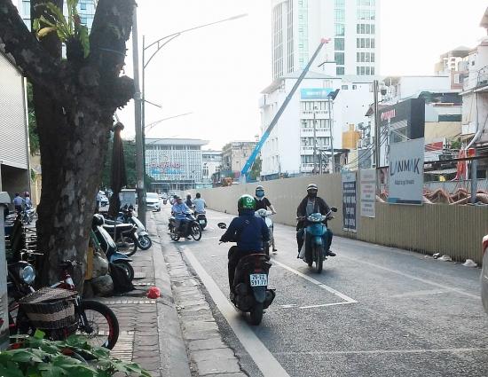 Phân luồng giao thông tuyến Trần Hưng Đạo - Lê Duẩn - Trần Bình Trọng