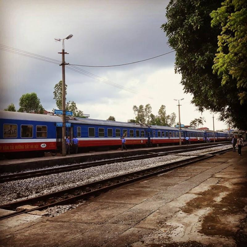 Luật Đường sắt sửa đổi có hiệu lực từ tháng 7