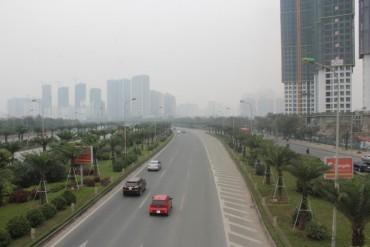 Hà Nội: 4/10 khu vực có chất lượng không khí tốt