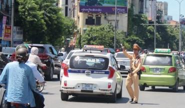 Đảm bảo an toàn giao thông dịp lễ hội