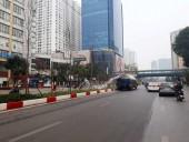 Điều chỉnh tổ chức giao thông tại nút giao đường Nguyễn Chí Thanh