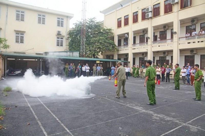 Cháy nổ và tai nạn giao thông có nhiều biến động