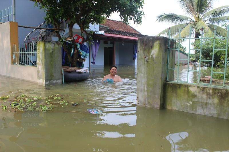 Thiệt hại gần 15 nghìn tỷ đồng vì thiên tai