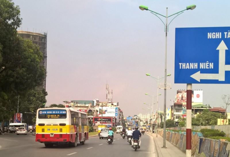 Gia hạn phương án phân luồng giao thông nút giao An Dương - Thanh Niên