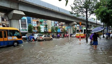 Chú trọng đảm bảo an toàn giao thông mùa mưa bão
