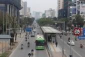 Hà Nội: Không có khu vực đạt chất lượng không khí tốt
