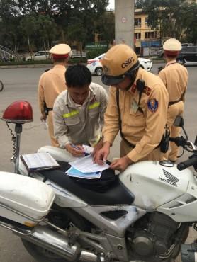 Hà Nội triển khai bảo đảm trật tự an toàn giao thông