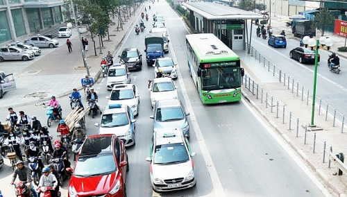 Hà Nội cần quan tâm đến hạ tầng giao thông