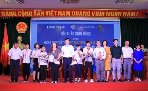 Hà Nội xây dựng không gian thể thao an toàn trong trường học