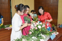 Chú trọng nâng cao chất lượng công tác nữ công