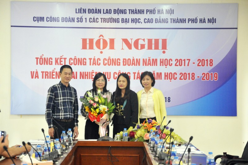 Nỗ lực vì 'thương hiệu' trường Đại học Kiến trúc Hà Nội