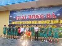LĐLĐ huyện Ba Vì: Đẩy mạnh hoạt động thể thao trong công nhân lao động