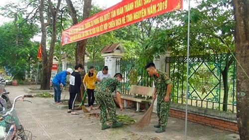 Thị xã Sơn Tây tổ chức nhiều hoạt động tri ân các anh hùng liệt sỹ