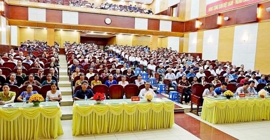 Sơn Tây tổ chức học tập chuyên đề về đạo đức, phong cách Hồ Chí Minh