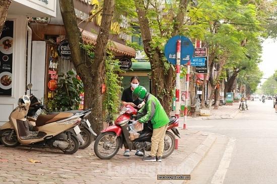 Hà Nội chính thức tạm dừng hoạt động xe ôm công nghệ