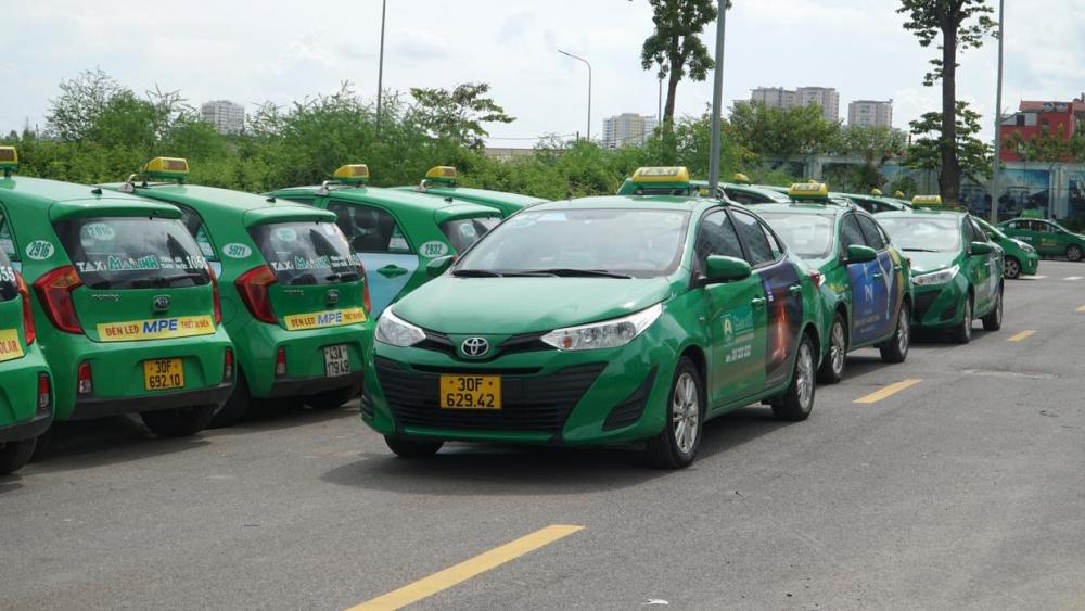 200 xe taxi được hoạt động trong thời gian giãn cách