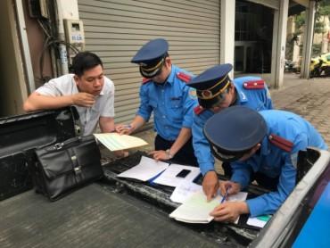 Phối hợp xử lý vi phạm vận tải trên địa bàn Thành phố