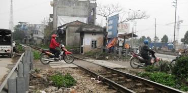 Xử nghiêm các đối tượng phá hoại tài sản ngành đường sắt