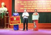 LĐLĐ thị xã Sơn Tây và Phòng Giáo dục và Đào tạo sơ kết chương trình phối hợp