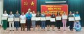 Sơ kết chương trình phối hợp công tác giữa LĐLĐ huyện Ba Vì với Phòng giáo dục và Đào tạo