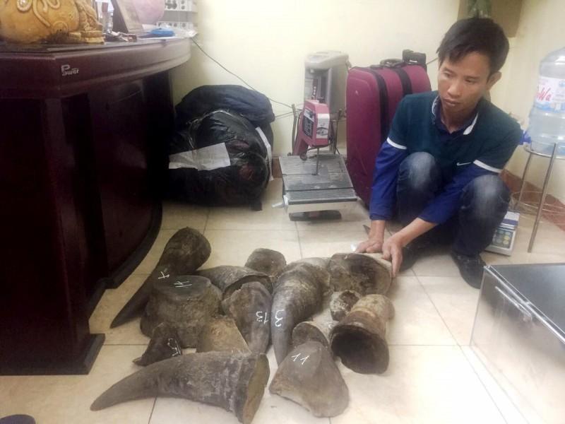 """Chung tay đưa Việt Nam ra khỏi """"danh sách đen"""" tiêu thụ sừng tê giác"""