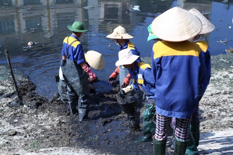 Nước thải tại Hà Nội chưa được thu gom, xử lý triệt để