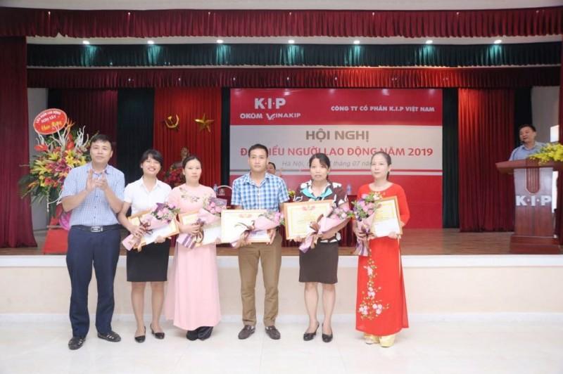 Công ty CP K.I.P Việt Nam tổ chức Hội nghị Người lao động năm 2019
