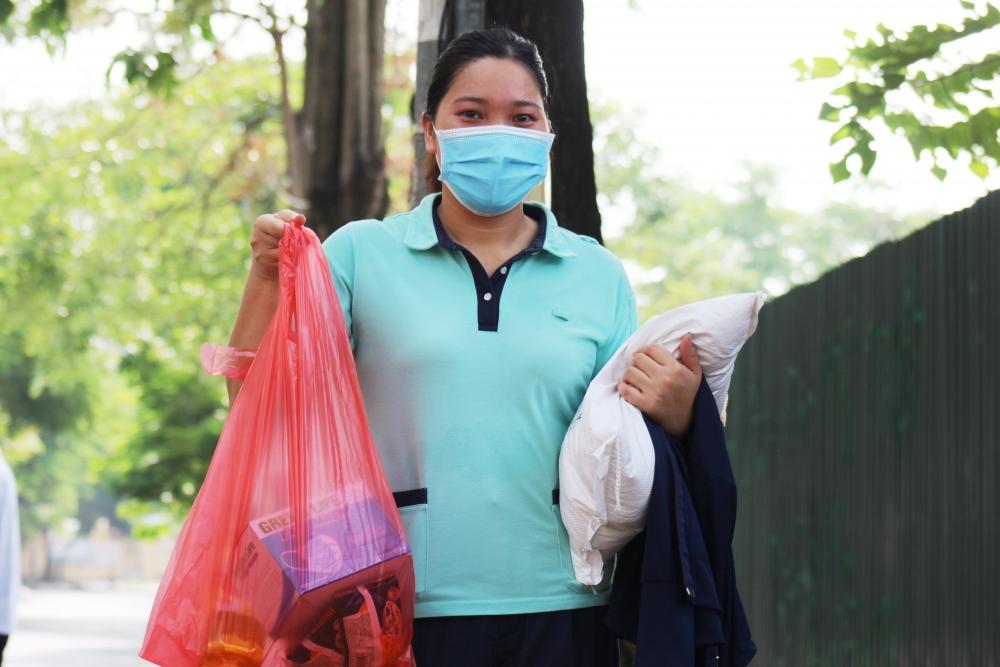 Động viên, hỗ trợ người lao động vượt qua dịch bệnh