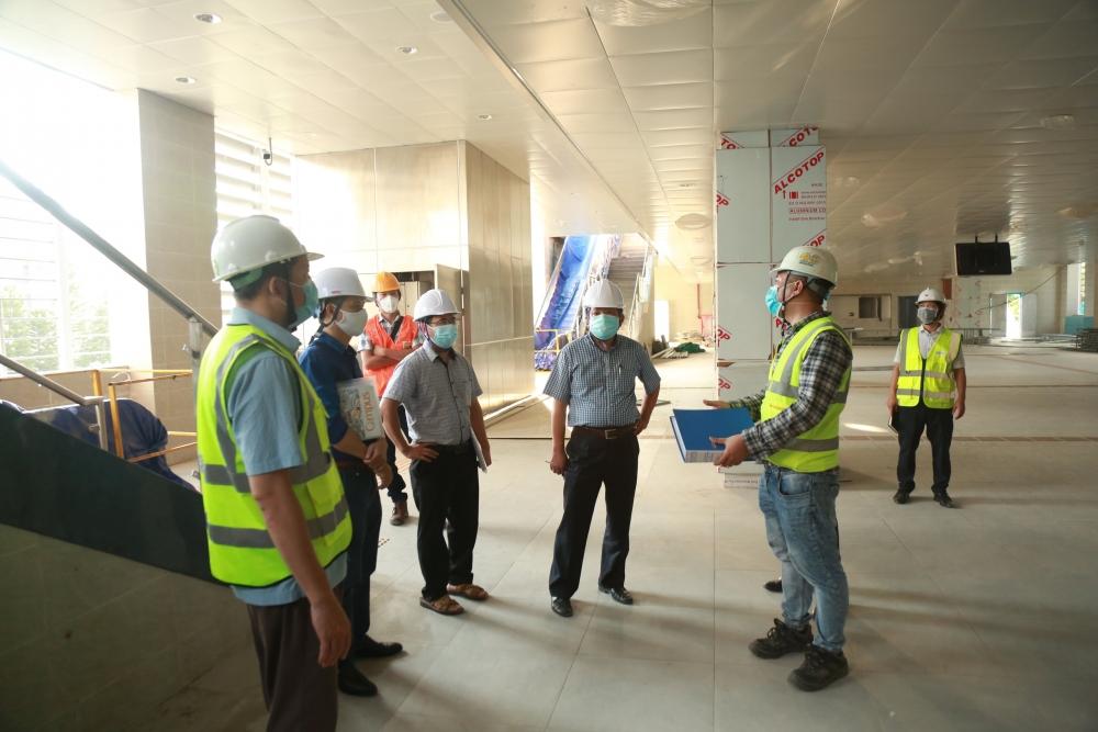 Chú trọng công tác phòng dịch tại dự án đường sắt Nhổn - Ga Hà Nội