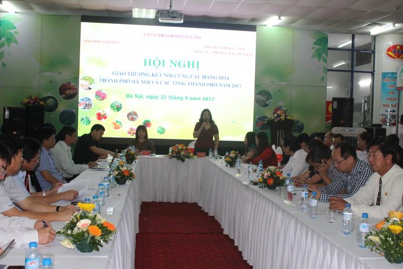 25 tỉnh, thành phố có thêm cơ hội kết nối giao thương với Hà Nội