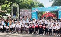 Đội mũ bảo hiểm cho trẻ em: Giảm thiểu tai nạn giao thông
