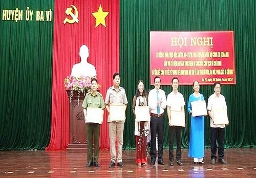 Gần 1.000 bài dự thi về gương điển hình học tập đạo đức Hồ Chí Minh