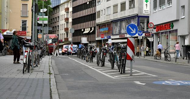 Xe đạp chia sẻ cho mọi người, ở mọi nơi