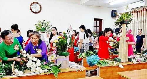 Sơn Tây đẩy mạnh phong trào xây dựng gia đình văn hóa