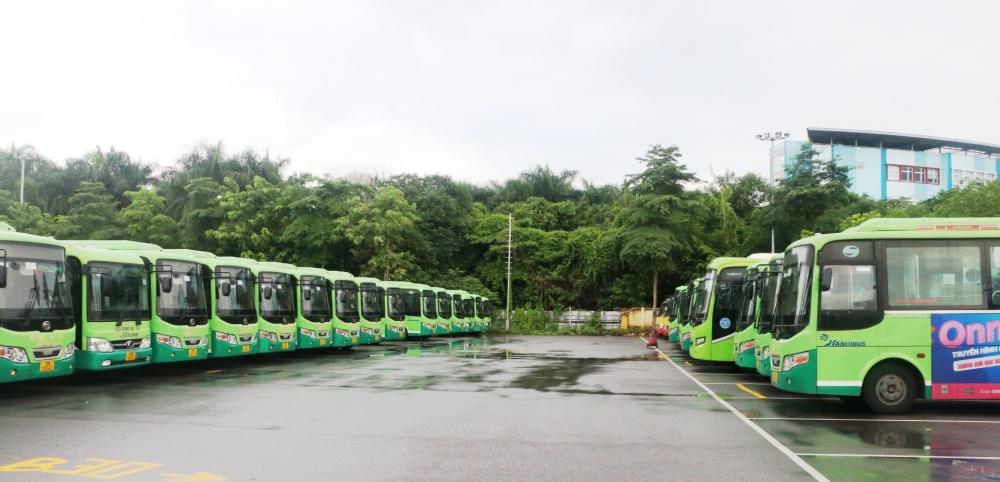 Hà Nội: Tiếp tục dừng hoạt động vận tải hành khách công cộng