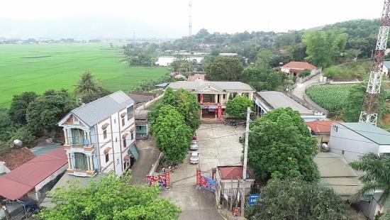 Xã Khánh Thượng (huyện Ba Vì): Nỗ lực vượt qua dịch bệnh Covid-19, xây dựng nông thôn mới